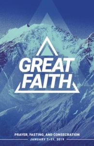 Prayer & Fasting Guide 2019 – Bethel Community Church